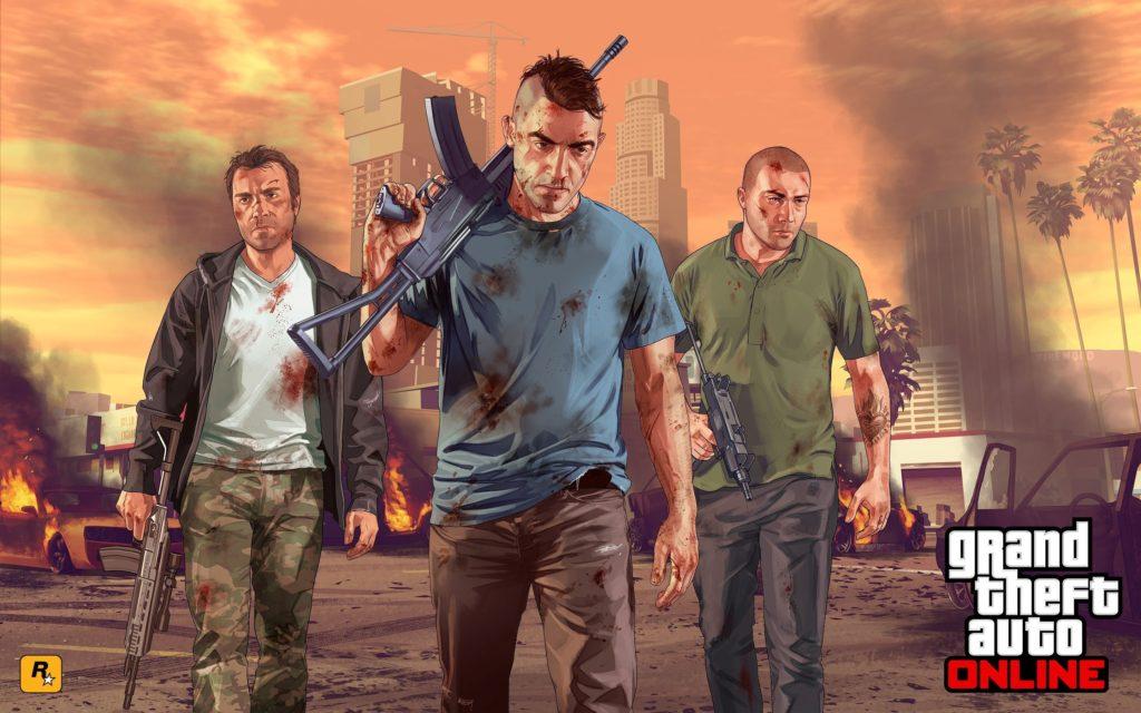 GTA Online Yıldönümüne Özel 1M GTA$ Dağıtıyor!