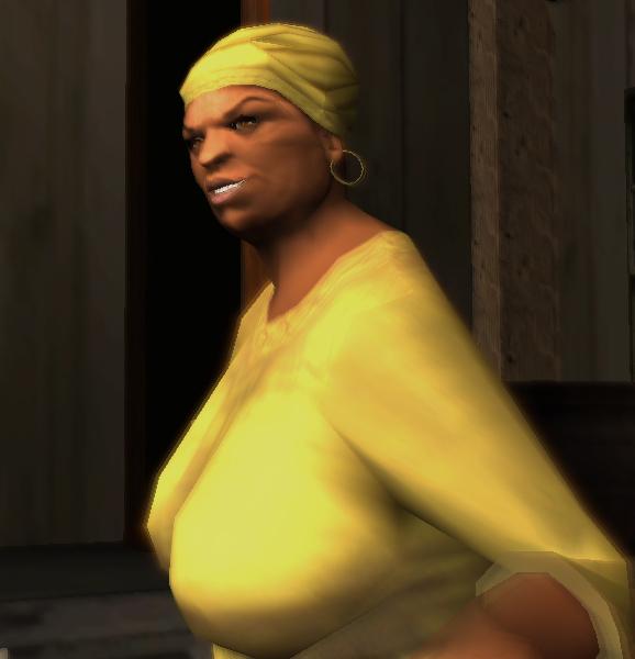 Auntie Poulet