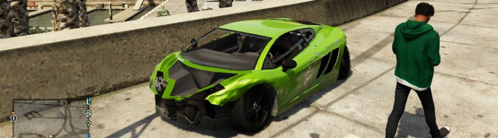 GTA 5 Araba