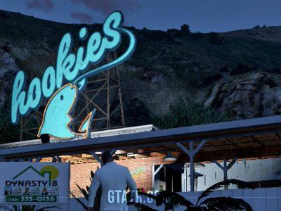 Grand Theft Auto V: Mekanlar