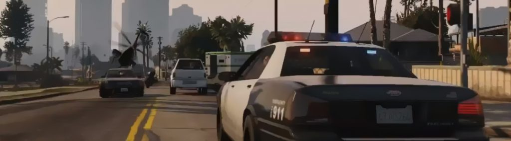 GTA 5 Polis