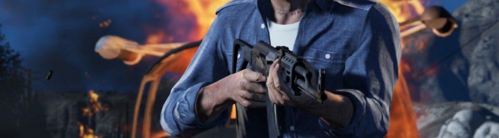 GTA 5 Silah