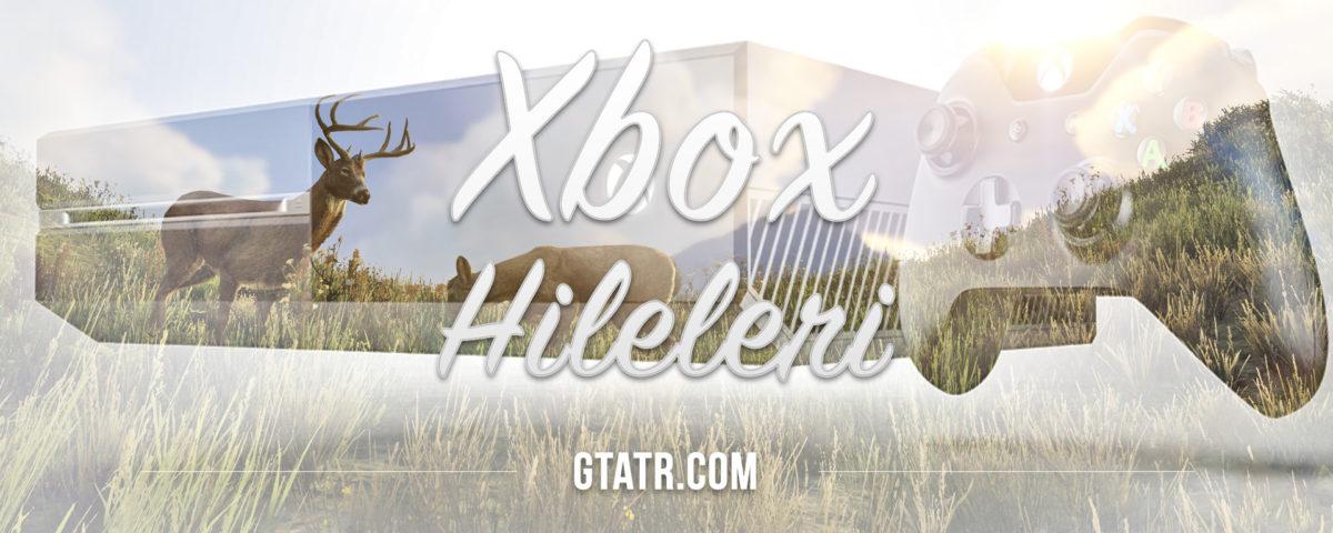 Grand Theft Auto V: Xbox Hileleri