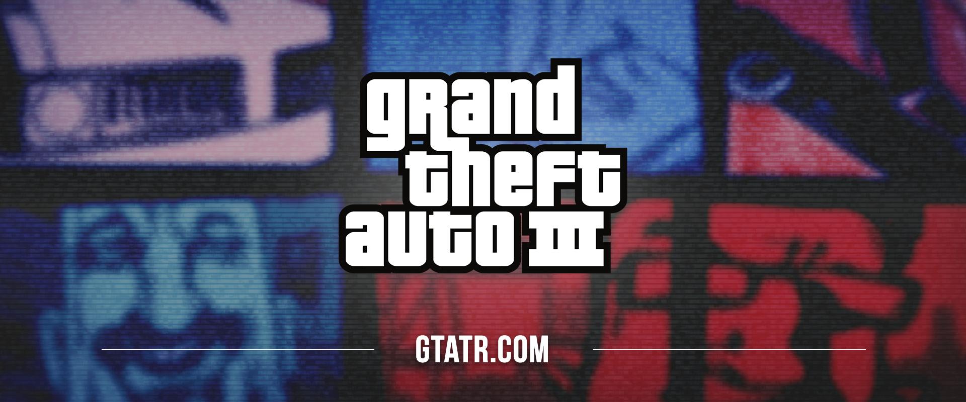 GTA III Banner