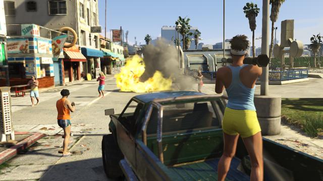 GTA Online Beach Bum2
