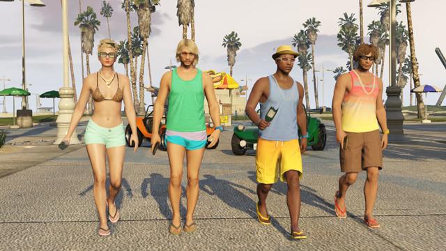 GTA Online Beach Bum4