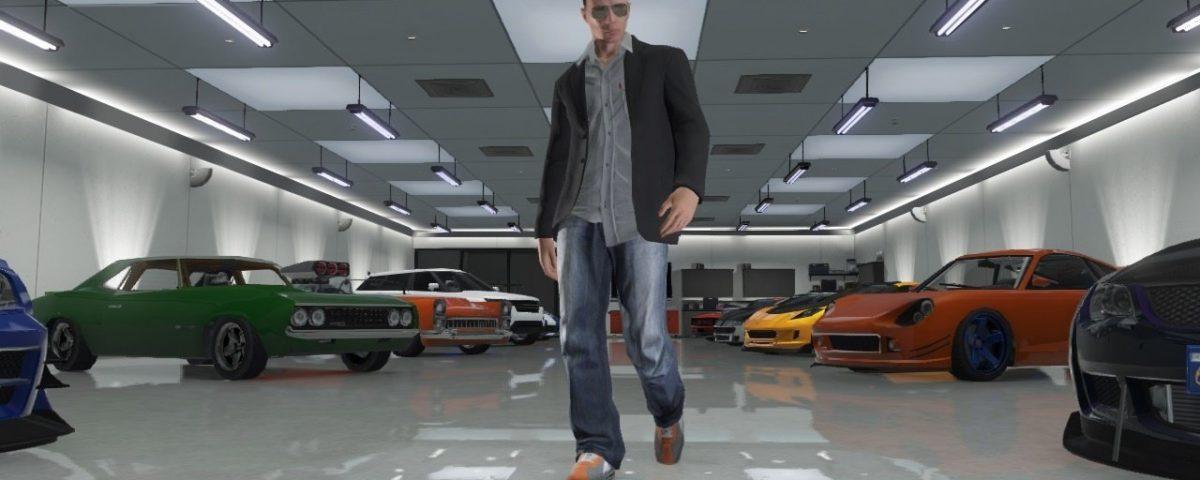GTA Online Garaj