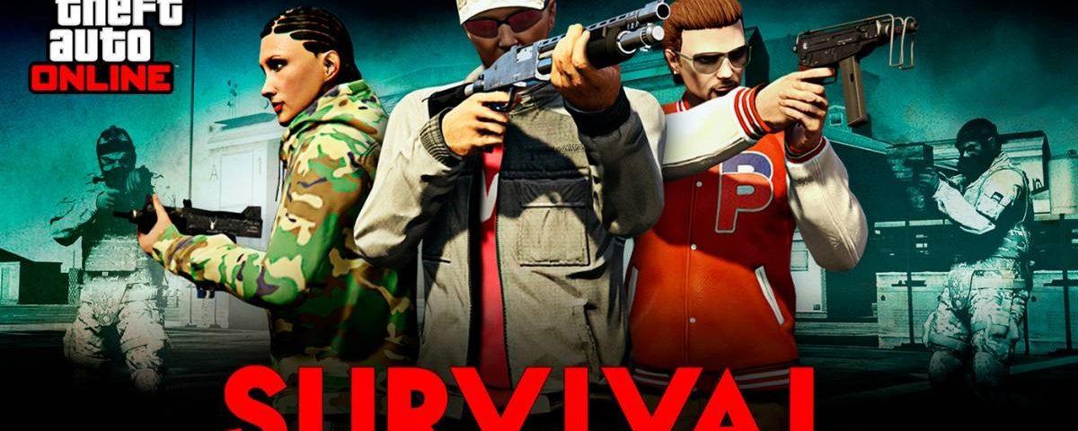 GTA Online Survival