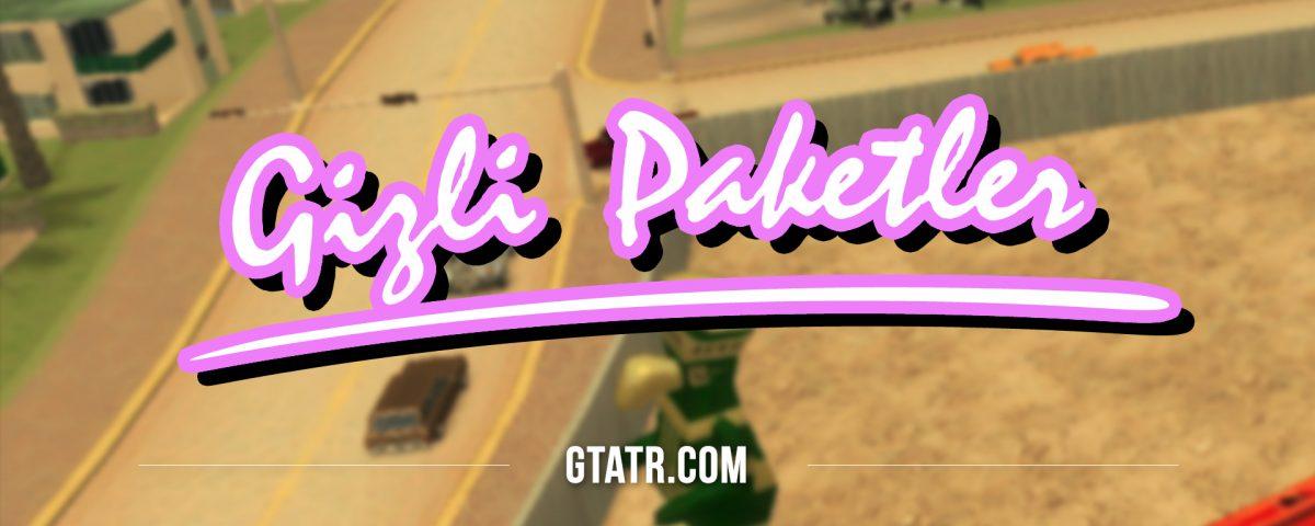 GTA Vice City: Gizli Paketler