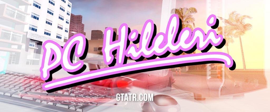 GTA Vice City PC Hileleri