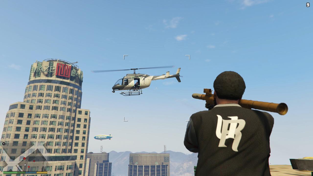 Los Santostaki GTA 5e nereden bir helikopter alabilirim