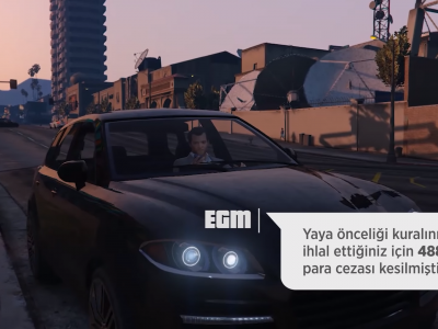 GTA5 Icisleri Bakanligi Video
