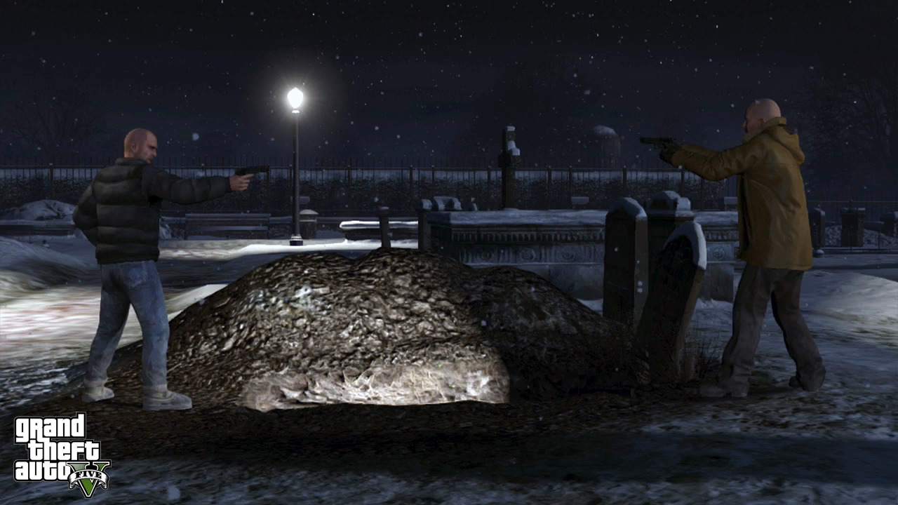 GTA5 North Yankton 3