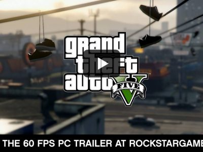 GTA5 PC Fragman