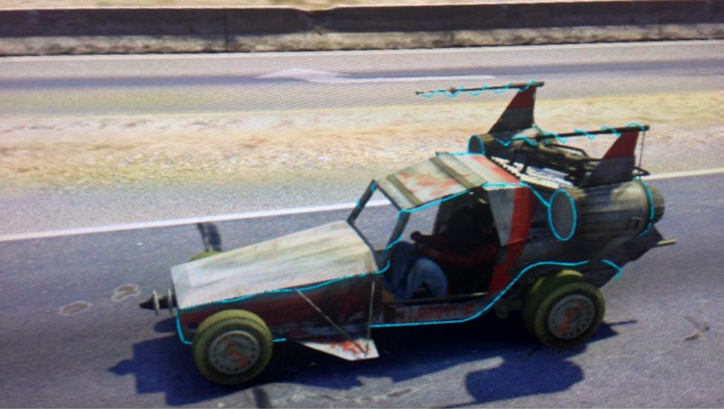2020 Other   Images: Gta 5 Alien Car Parts