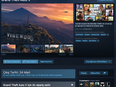 GTA5 Steam