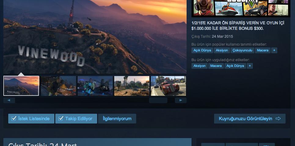 GTA5 Steam