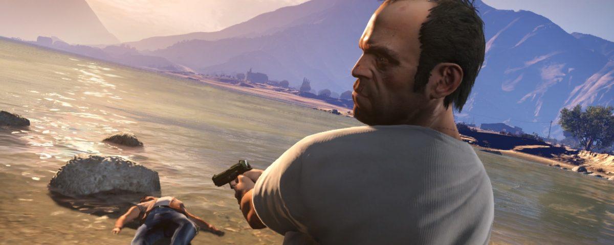 GTA5 Trevor