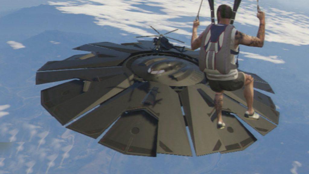 GTA5-UFO