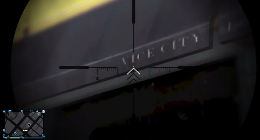 GTA 5 Vice City White Widow