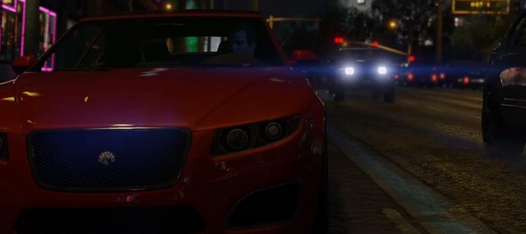GTA 5 Yeni Arabalar