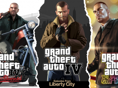 GTAIV DLCs