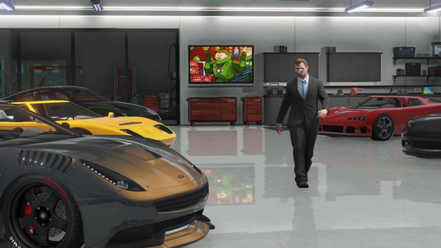 """İlk özelliğimiz High Life Uptade'i ile gelecek olan garajınıza fazladan araba koymak. Artık birden fazla garaj alabileceksiniz. Yeni arabalarınıza """"Merhaba"""" deme vakti."""