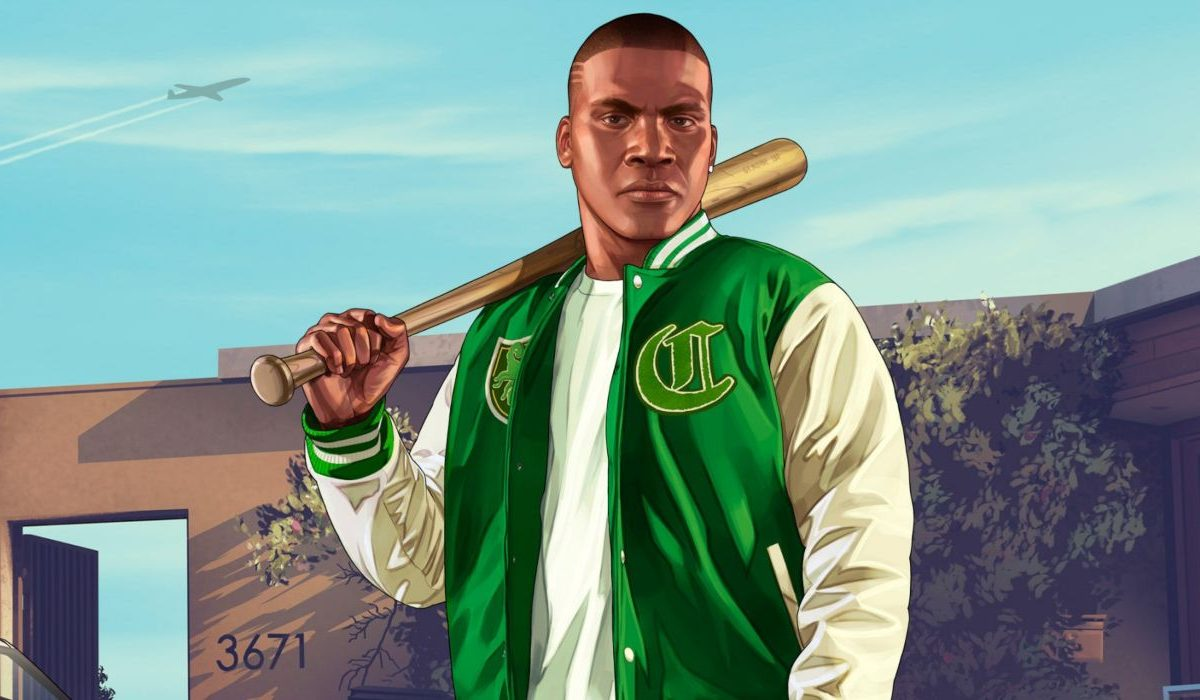GTAV Franklin Clinton