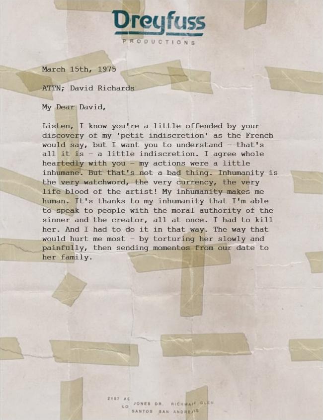 Letter Scraps Mektup EN 1