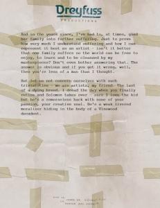 Mektup Sayfası 2