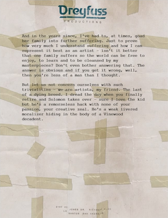 Letter Scraps Mektup EN 2