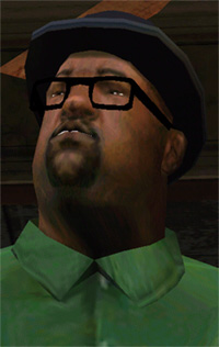 Melvin Big Smoke Harris