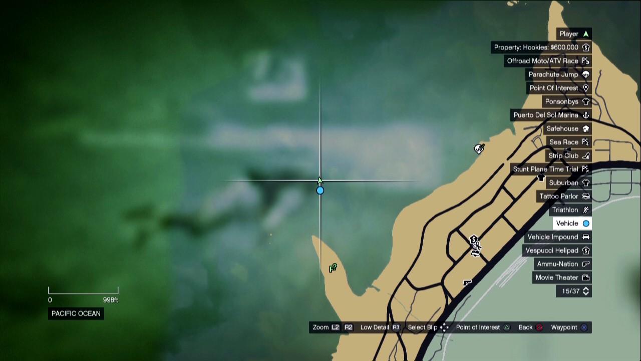 чем зеленые круги на карте в гта 5 поднять современных