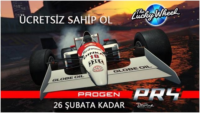 Progen PR4 Promo