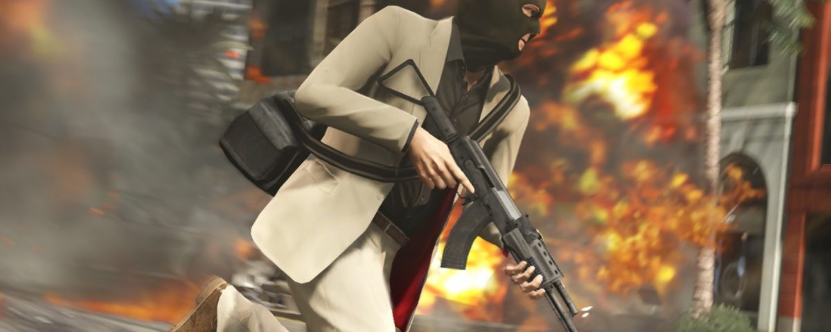 Grand Theft Auto 5 Ekran Görüntüsü