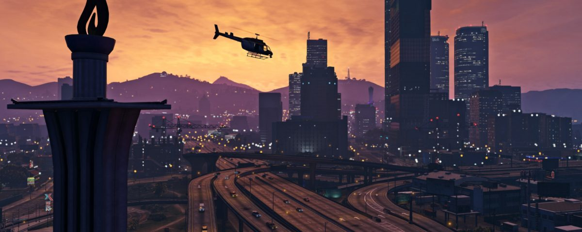 gta v city wallpaper 1920x1200